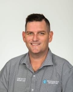 Managing Director Gordan McCormack